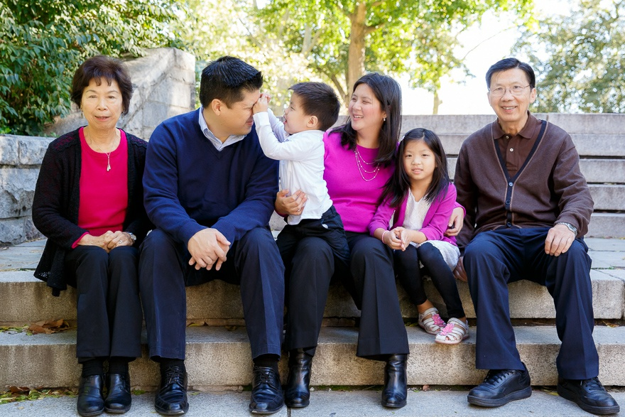 lifestyle family portrait photography